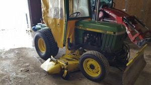 John Deere Tractor for Sale!