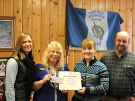 Berit - DAR Chapter Good Citizen!