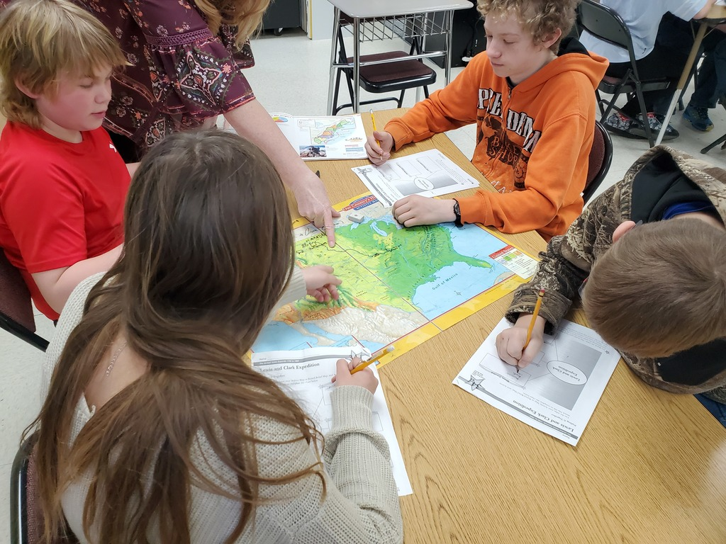 Mapping Lewis & Clark